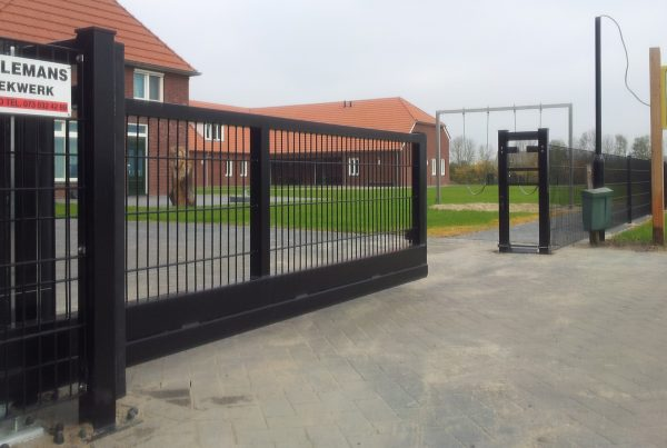 Tielemans Hekwerk - Terreinbeveiliging Burgthoeve Ooijen
