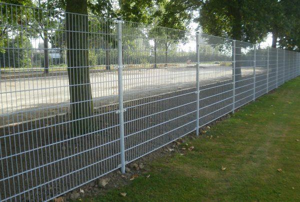 Tielemans Hekwerk - Terreinbeveiliging Sportpark Lith