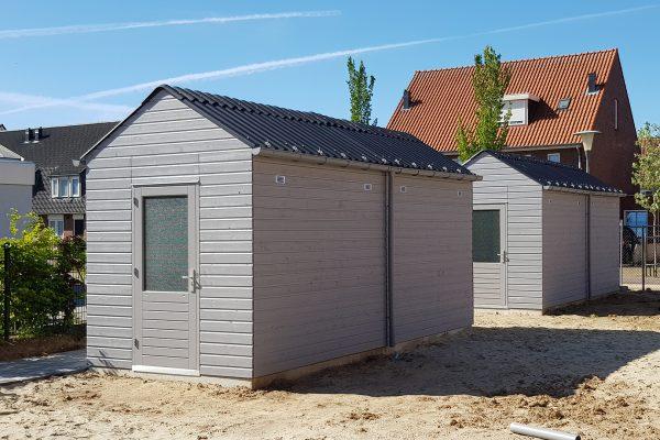 Tielemans Hekwerk - Bergingen Eternit Hendriks