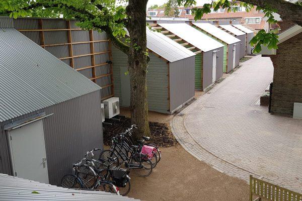 Tielemans Hekwerk - Bergingen Nijmegen
